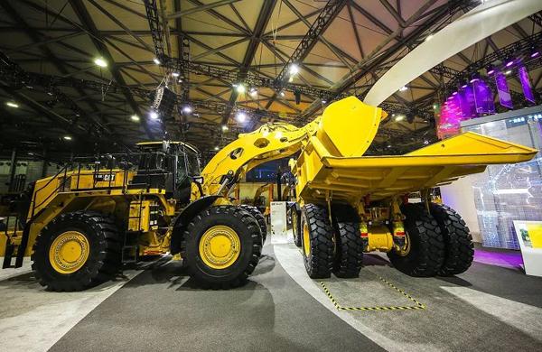 CAT®(卡特)986K大型轮式装载机隆重发布!