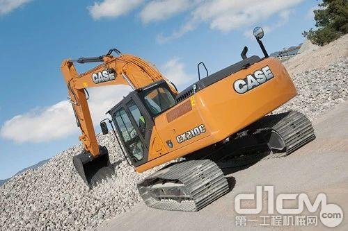凯斯CX210C挖掘机
