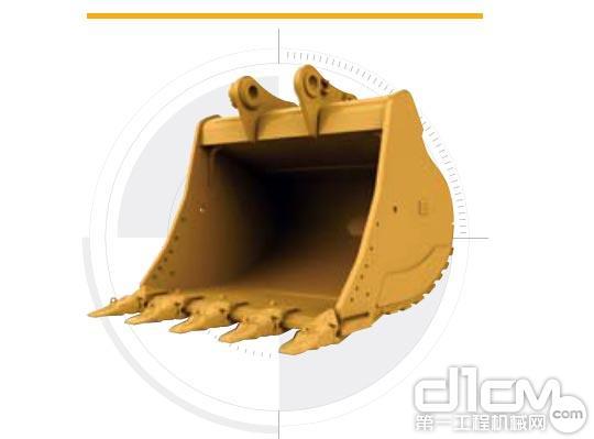 新一代CAT®336挖掘机铲斗