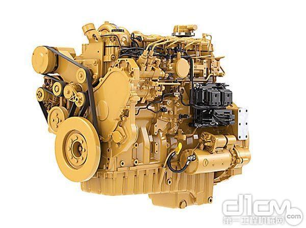 新一代CAT®336挖掘机配备了一台符合国III排放的C9.3B电控发动机