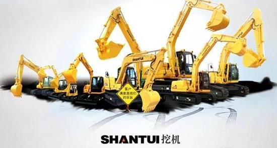 大赞!SHANTUI挖掘机成功交付军方