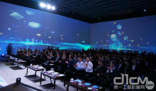 中科云谷发布工业互联网平台 中联重科领跑智能制造新未来