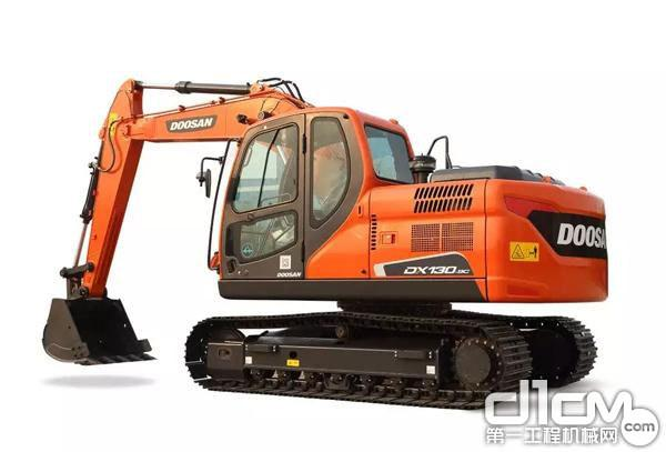 斗山 DX130-9C挖掘机