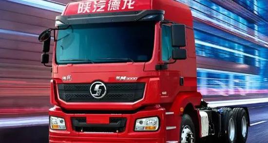 """陕汽新M3000 P10.5H全""""芯""""动力牵引车,再树行业新标杆"""