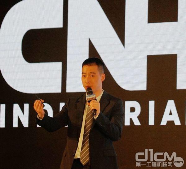 多思杰 凯斯纽荷兰(上海)保理有限公司总经理