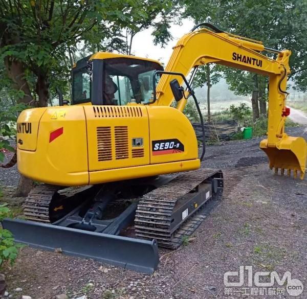 山推SE75-9挖掘机