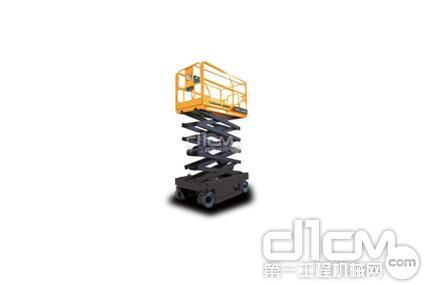 柳工PSC160C自行剪叉式高空作业平台