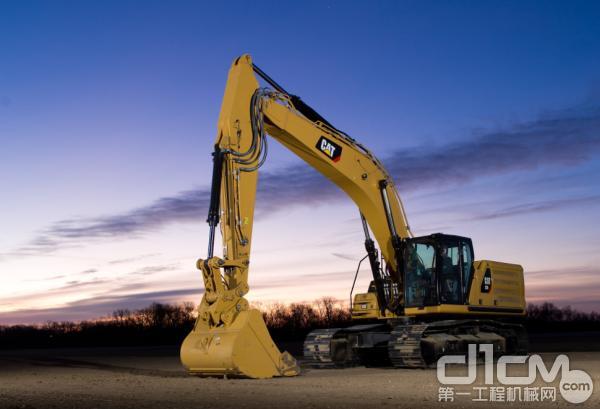 新一代Cat 336大吨位挖掘机,实力的象征