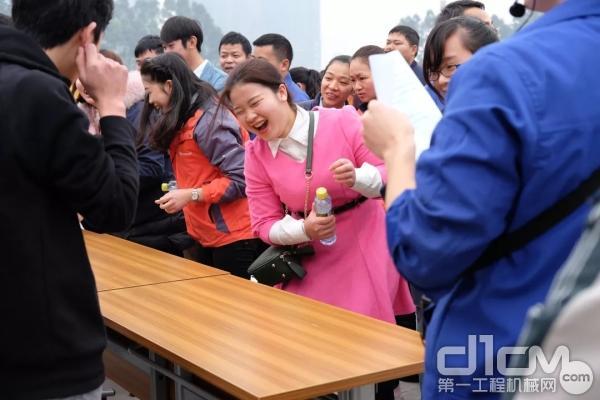新春游园活动