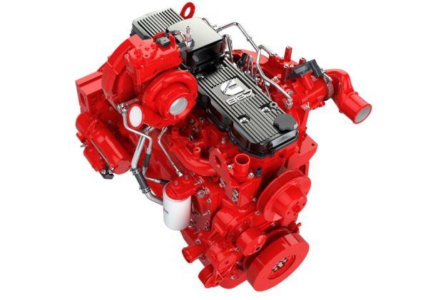 康明斯Stage V B6.7发动机
