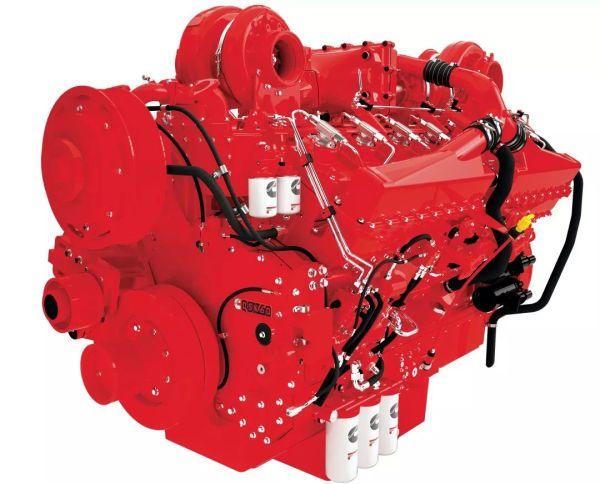 康明斯双极QSK60发动机