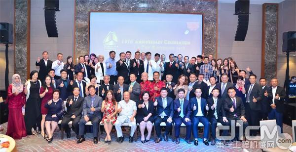 马来西亚东海岸首家中国重汽4S中心正式开业