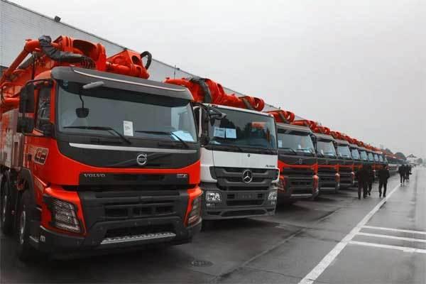 长沙30台泵路设备齐发货