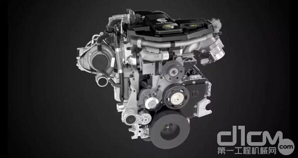 康明斯新一代6.7升涡轮增压柴油发动机