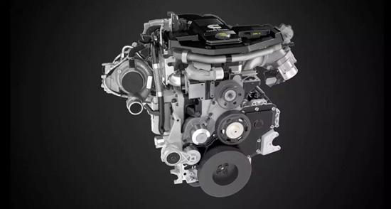 康明斯6.7L涡轮增压柴油机点亮北美国际车展大会