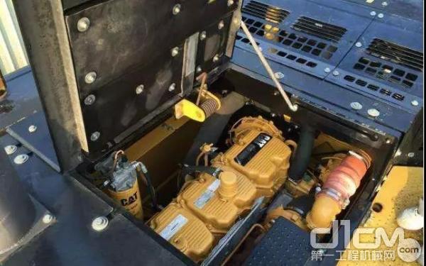 机械结构整体检查