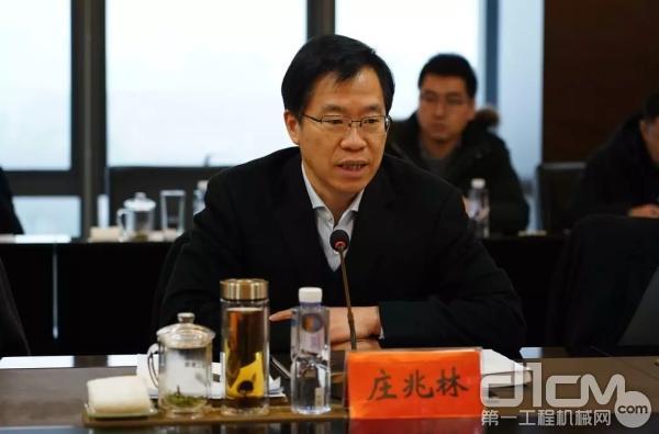 庄兆林市长