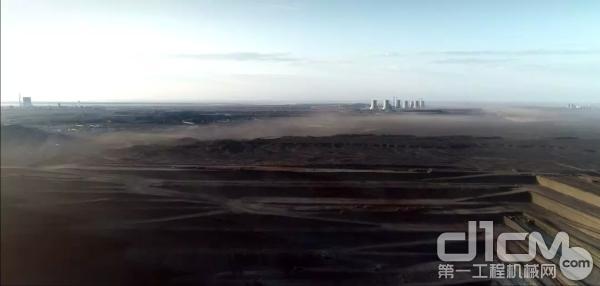 大型露天煤矿
