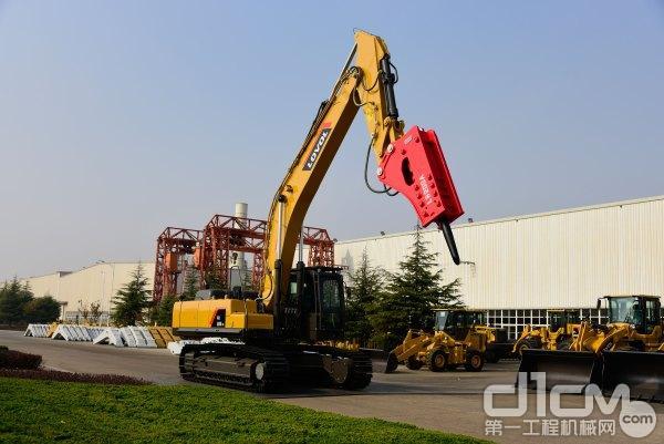 雷沃FR510E-HD挖掘机