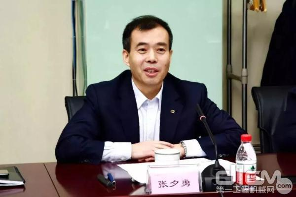 北汽集团总经理、福田汽车董事长张夕勇
