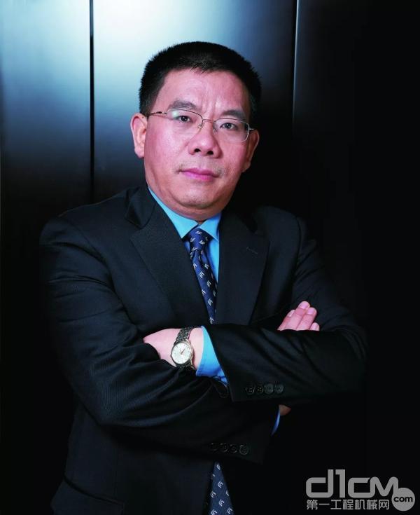 广西柳工集团有限公司董事长 曾光安