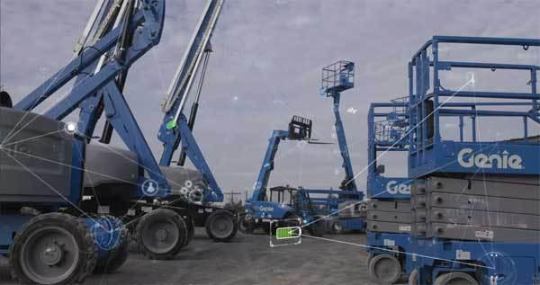 Genie Lift Connect Telematics (远程信息处理系统)