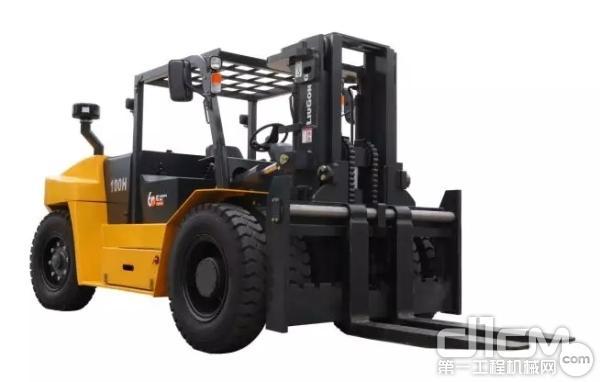 柳工10-12吨进箱作业叉车