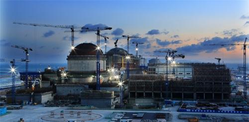 华龙一号全球首堆福清5号机组核回路冲洗正式开始