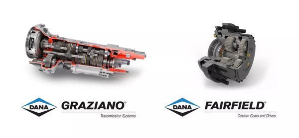 Graziano和Fairfield品牌已归属德纳股份有限公司