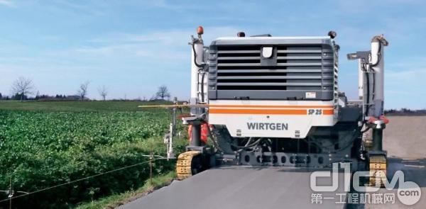 德国汉堡道路建设工程