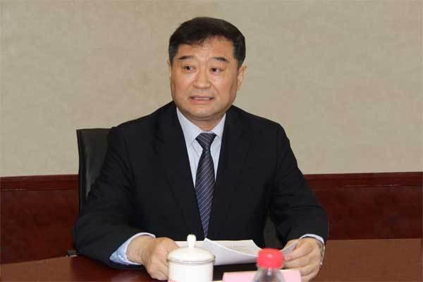 苏子孟常务副会长兼秘书长作《协会当前重点工作和BICES 2019相关情况的报告》发言