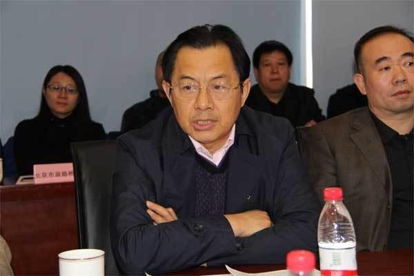 中国铁建设备物资部总机械师沙明元