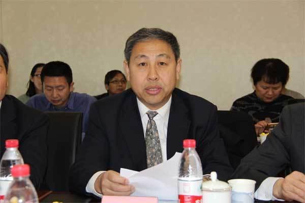本次会议由中国国际贸易促进会机械行业分会副会长周卫东主持