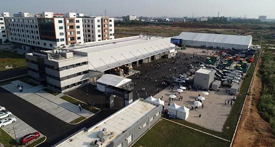 佛山维特根销售及服务中心正式开业