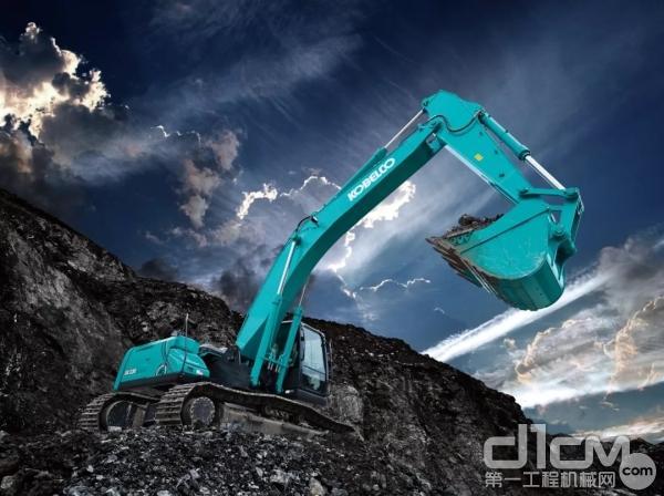 神钢地球型建机Generation10系列挖掘机