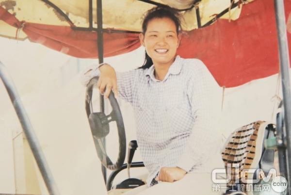 王建芳年轻时的照片