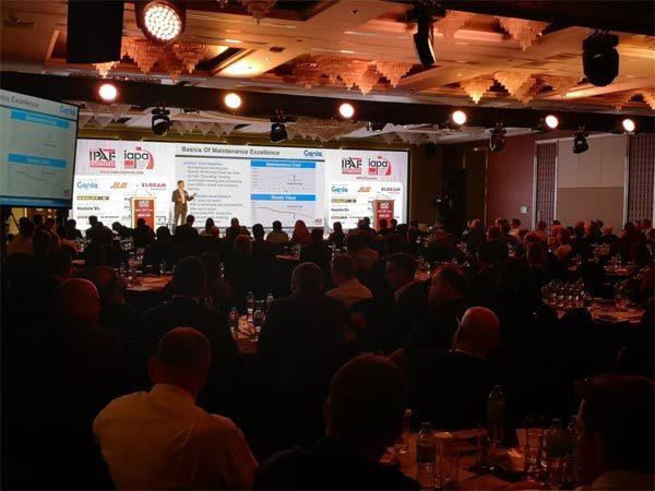 ▲IPAF 2019全球峰会现场