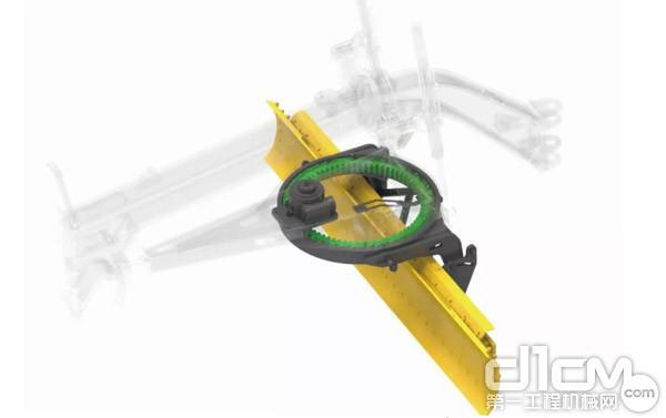 徐工平地机的转向器、多路阀、马达等关键液压元件选用高品质部件