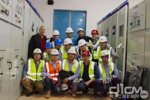 中国首次出口海外的磁控式电抗器(以下简称MCSR)正式带电运行