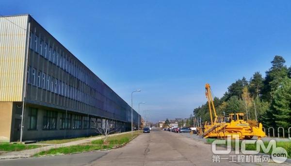 柳工波兰工厂