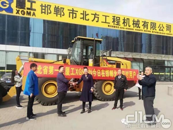 图文来源:邯郸市北方工程机械有限公司 刘尽军