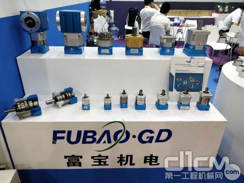 富宝科技携带众多核心传动装备产品和技术重磅亮相