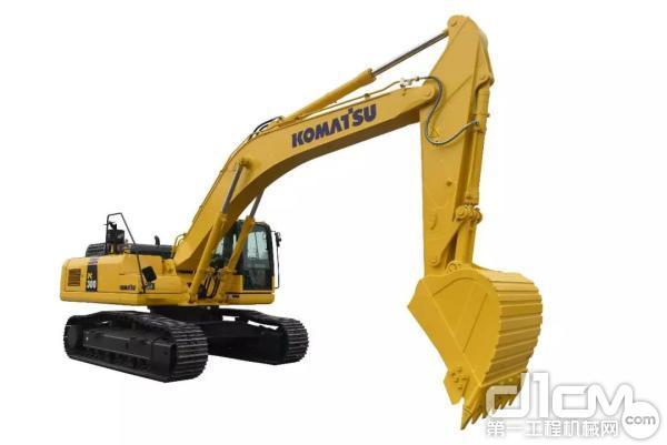 PC300-8M0大土方规格履带式液压挖掘机