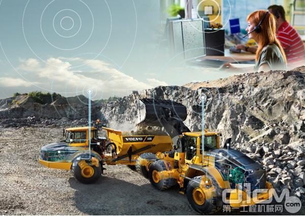 沃尔沃建筑设备环境和可持续发展总监到山东临