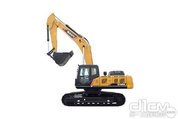 三一SY305H履带式液压挖掘机