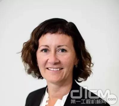 Helena Hedblom 安百拓采礦與基礎建設業務領域高級執行副總裁