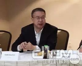 房秋晨 中国对外承包工程商会会长