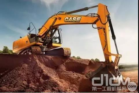 凯斯CX260C-8<a href=http://product.d1cm.com/wajueji/ target=_blank>挖掘机</a>