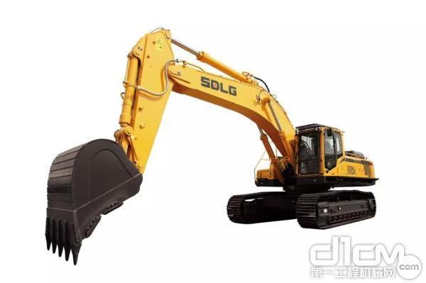 矿山悍将临工E6500F 力大省油让你收益满满