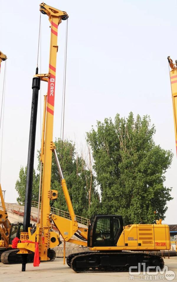 TR158H旋挖钻机